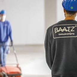 Gebäudereinigung Berlin Baugrobreinigung