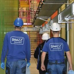 Gebäudereinigung Berlin Industriereinigung